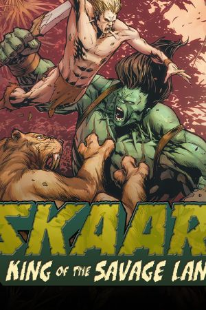 Skaar: King of the Savage Land (2011)