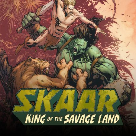 Skaar: King of the Savage Land