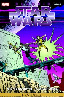 Classic Star Wars (1992) #2