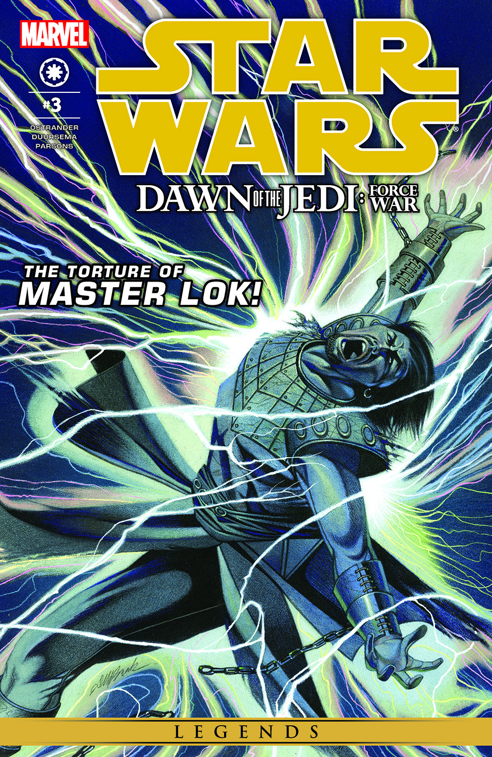 Star Wars: Dawn Of The Jedi - Force War (2013) #3