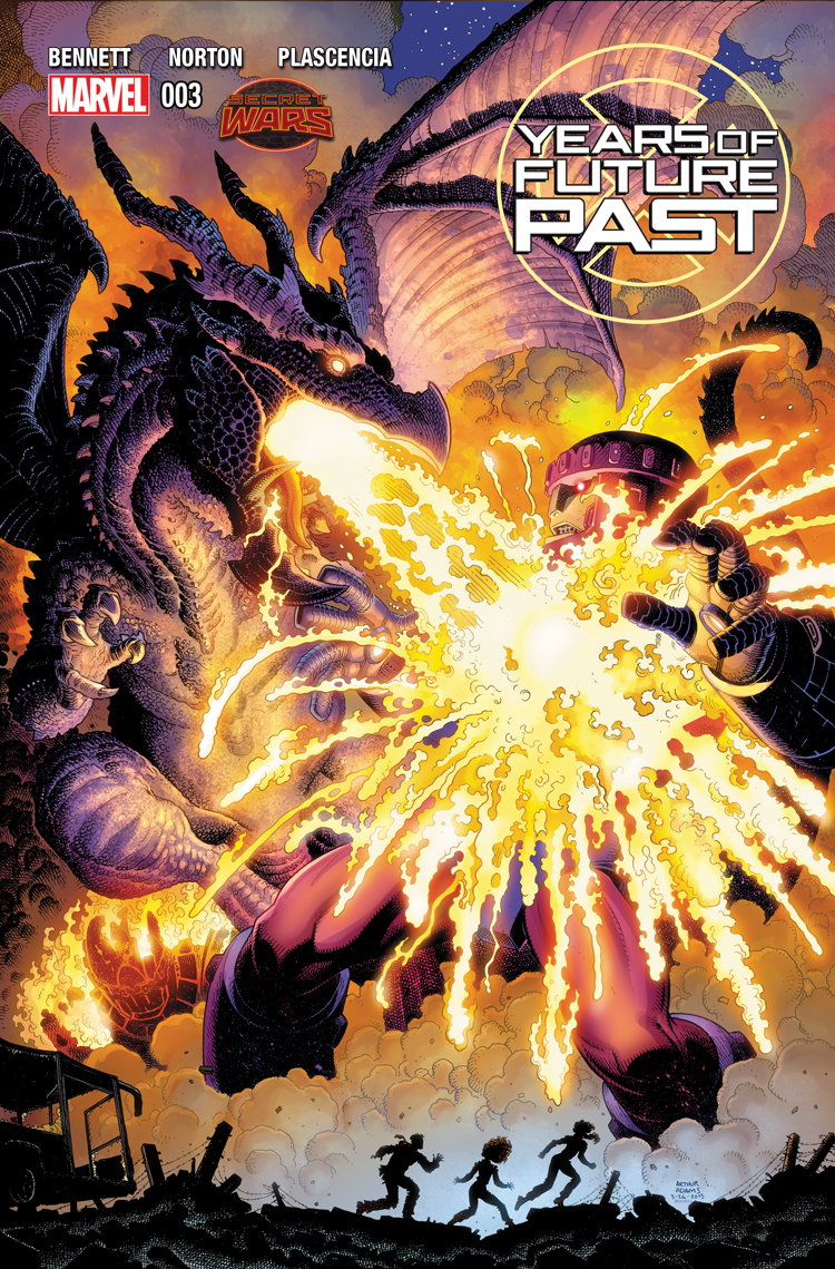Years of Future Past (2015) #3