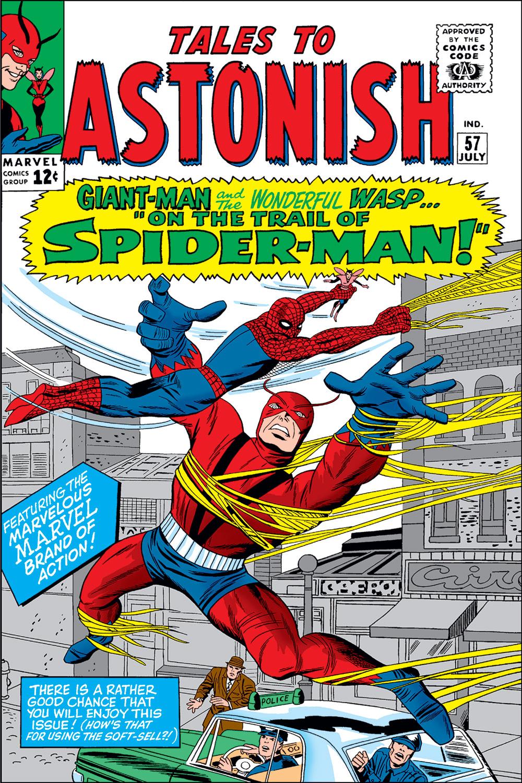 Tales to Astonish (1959) #57