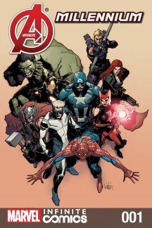Avengers: Millennium Infinite Comic #1