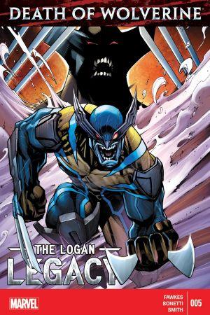 Death of Wolverine: The Logan Legacy (2014) #5