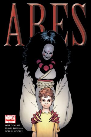 Ares: God of War (Trade Paperback)