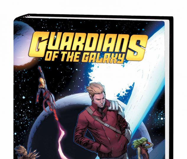 GUARDIANS OF THE GALAXY VOL. 5: THROUGH THE LOOKING GLASS PREMIERE HC (WITH DIGITAL CODE)