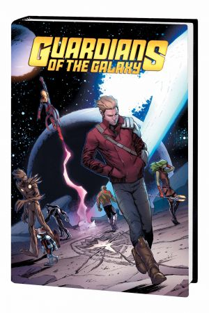 GUARDIANS OF THE GALAXY VOL. 5: THROUGH THE LOOKING GLASS (Hardcover)