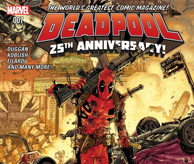 Deadpool (2015) #7