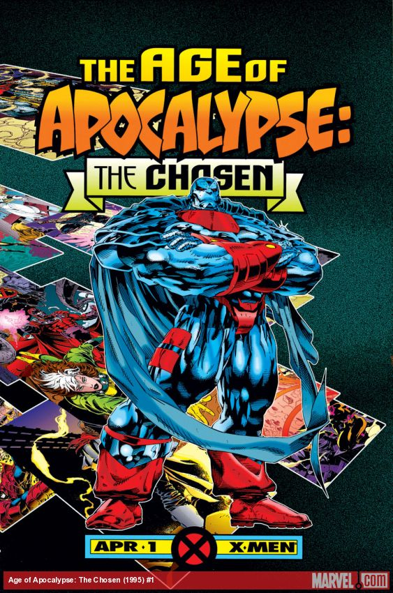 AGE OF APOCALYPSE: THE CHOSEN 1 (1995) #1