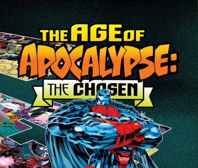 Age of Apocalypse: The Chosen (1995) #1 Cover