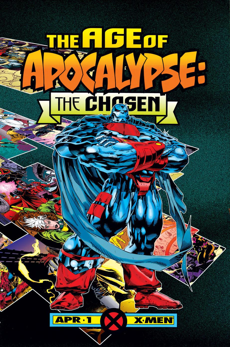 AGE OF APOCALYPSE: THE CHOSEN 1 (1995) #1