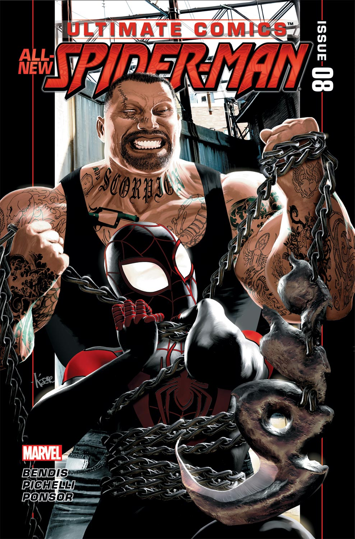 Ultimate Comics Spider-Man (2011) #8