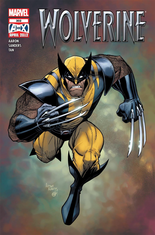Wolverine (2010) #302