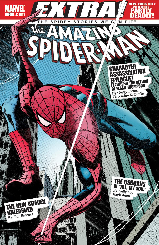 Amazing Spider-Man: Extra! (2008) #3