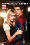 AMAZING SPIDER-MAN: THE MOVIE (2012) #1 Cover