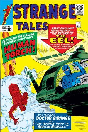 Strange Tales (1951) #117