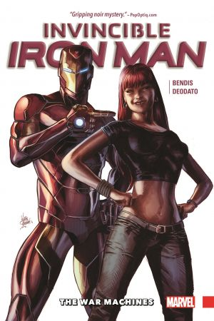 Invincible Iron Man Vol. 2: The War Machines (Hardcover)