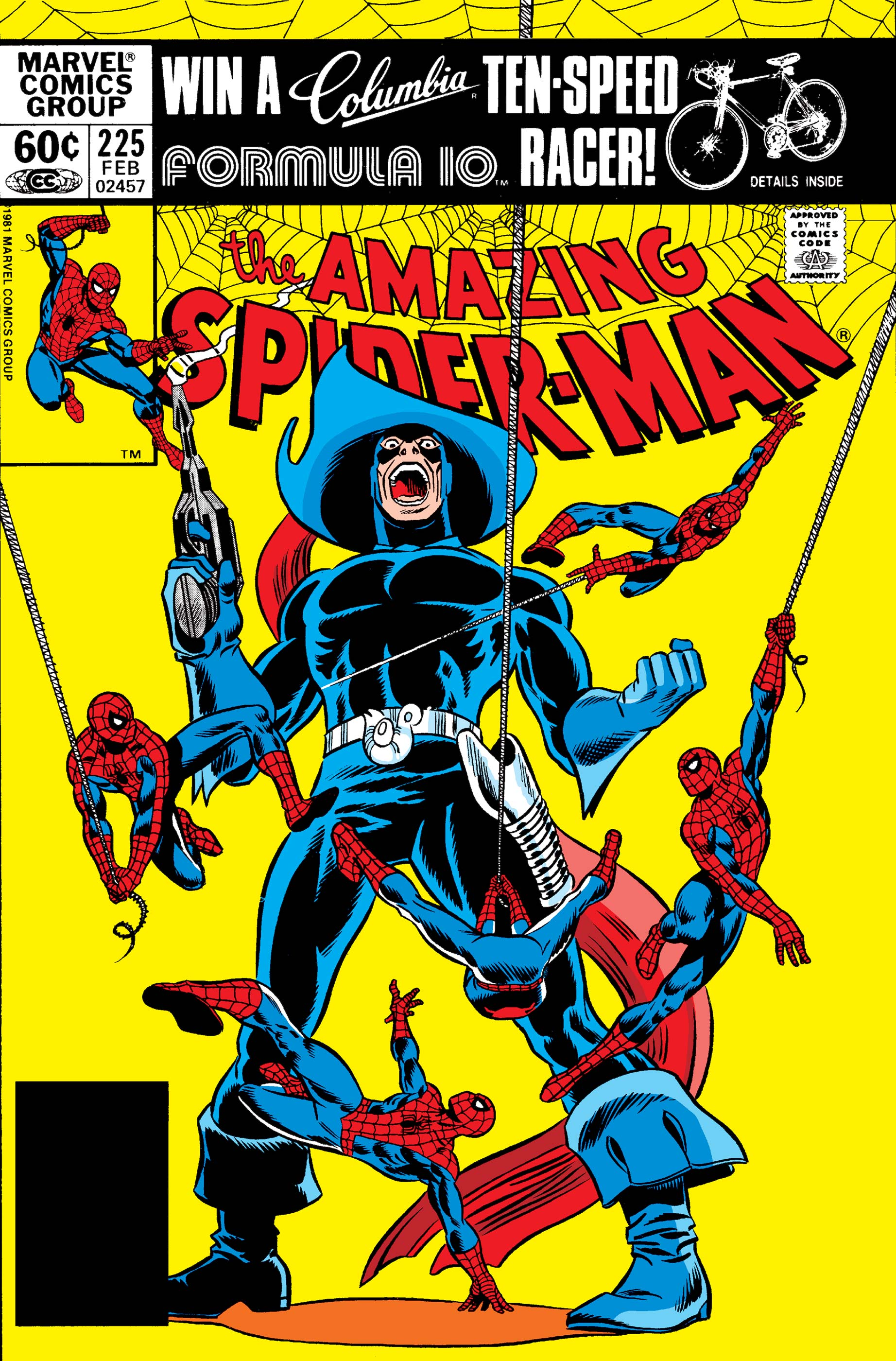 The Amazing Spider-Man (1963) #225