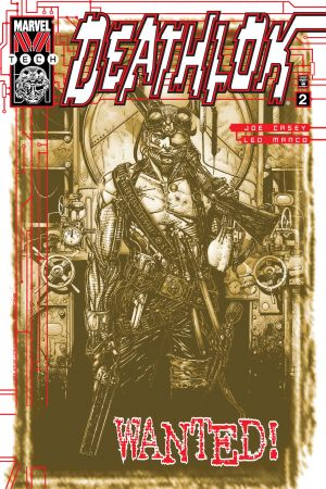 Deathlok (1999) #2