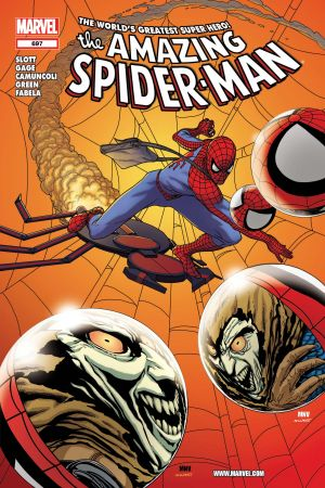 Amazing Spider-Man (1999) #697