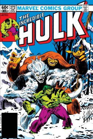 Incredible Hulk (1962) #272