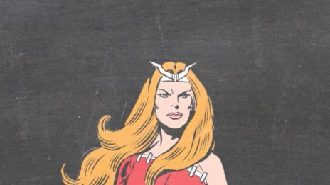 Warrior Woman – Thundra – Marvel 101