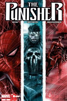 The Punisher (2011) #10