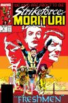 Strikeforce: Morituri (1986) # 8