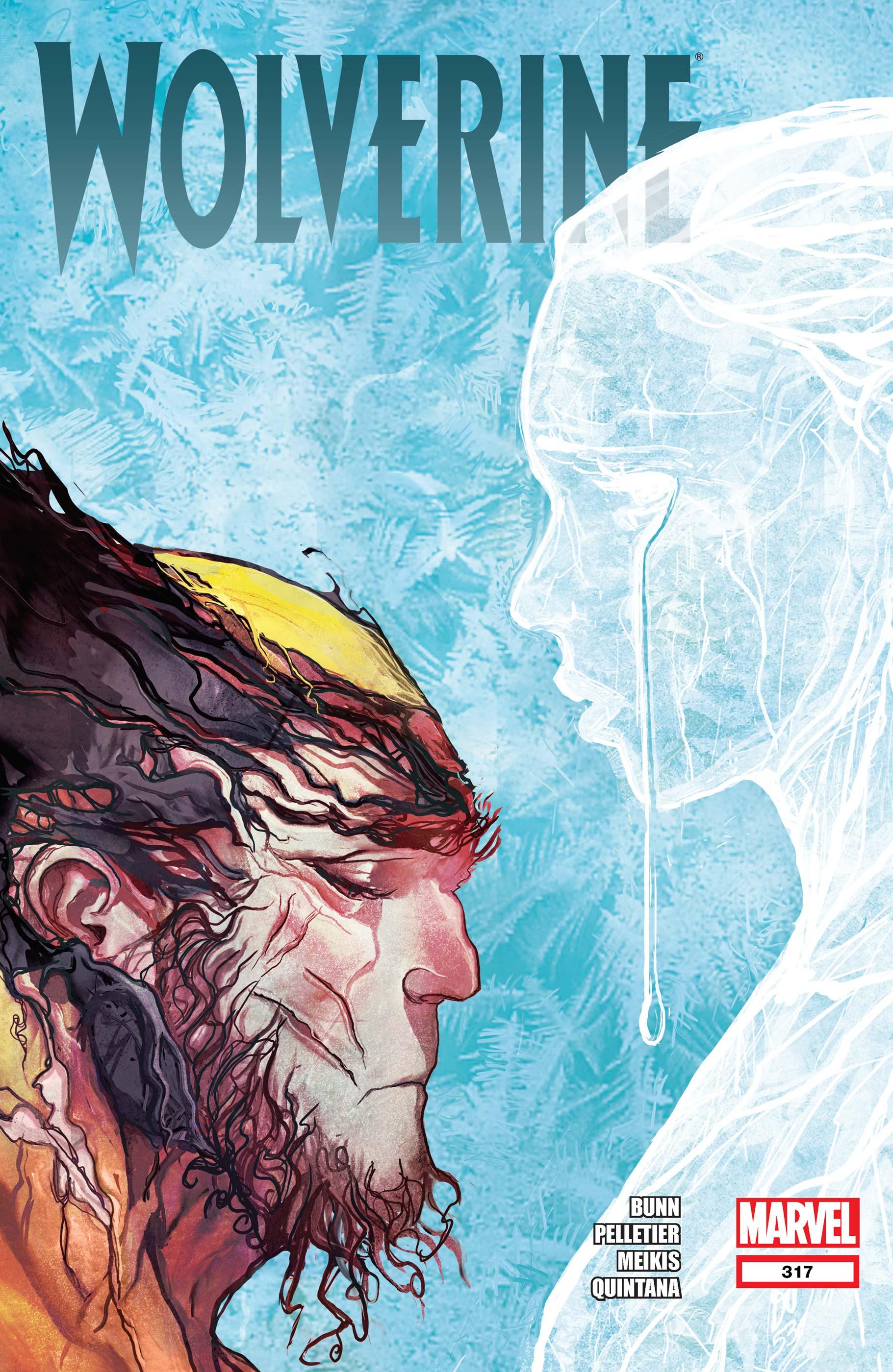 Wolverine (2010) #317