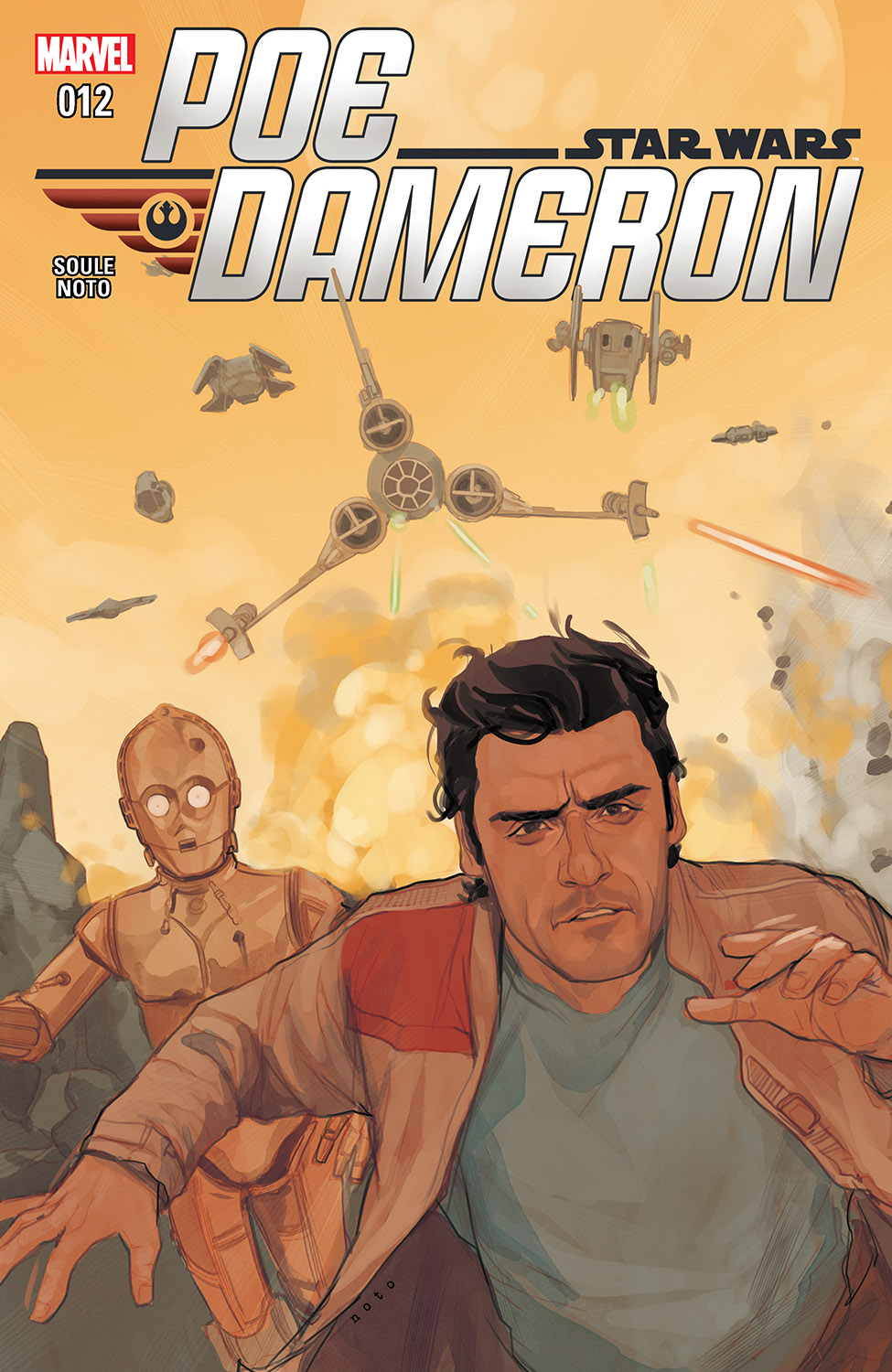 Star Wars: Poe Dameron (2016) #12