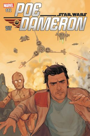 Star Wars: Poe Dameron (2016) #12