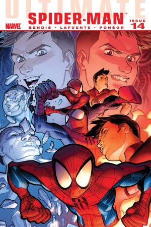 Ultimate Comics Spider-Man (2009) #14