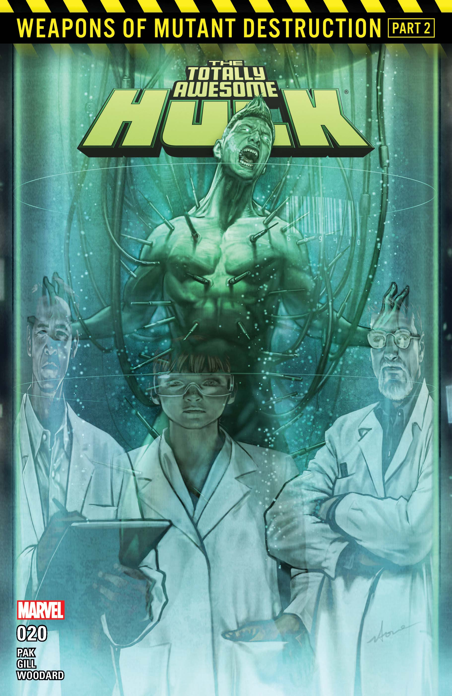 The Totally Awesome Hulk (2015) #20