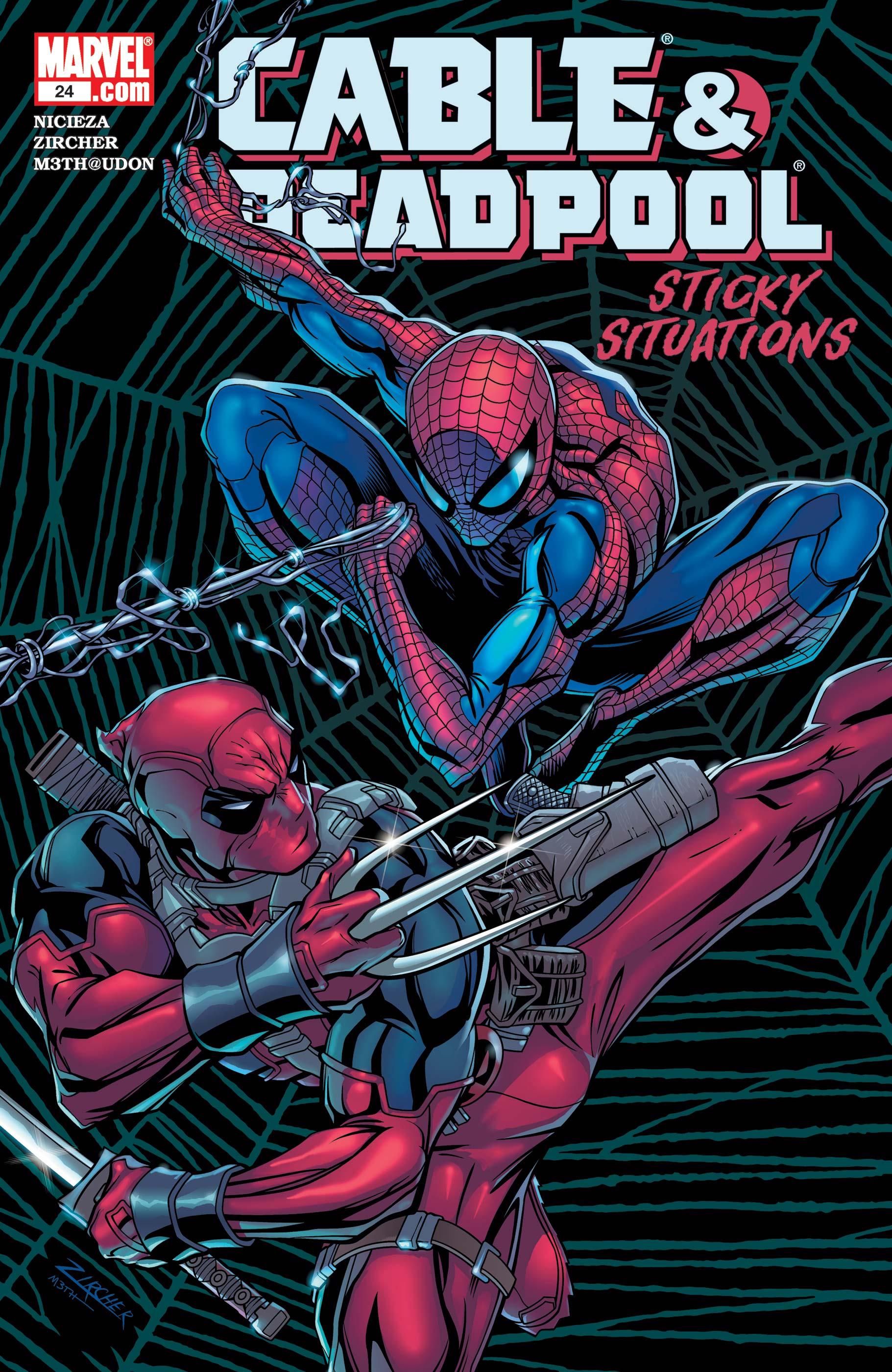 Cable & Deadpool (2004) #24