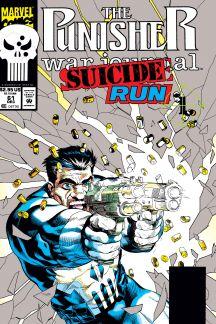 Punisher War Journal (1988) #61