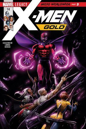X-Men: Gold (2017) #14