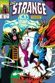 Doctor Strange, Sorcerer Supreme #33