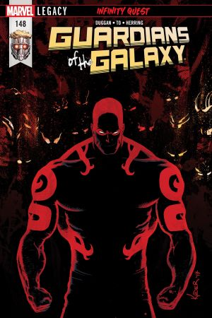 All-New Guardians of the Galaxy #148