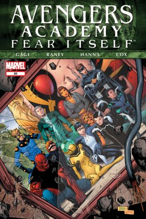 Avengers Academy (2010) #20