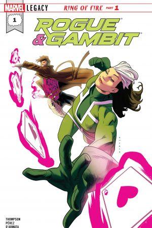 Rogue & Gambit (2018) #1