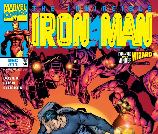 IRON MAN (1998) #11