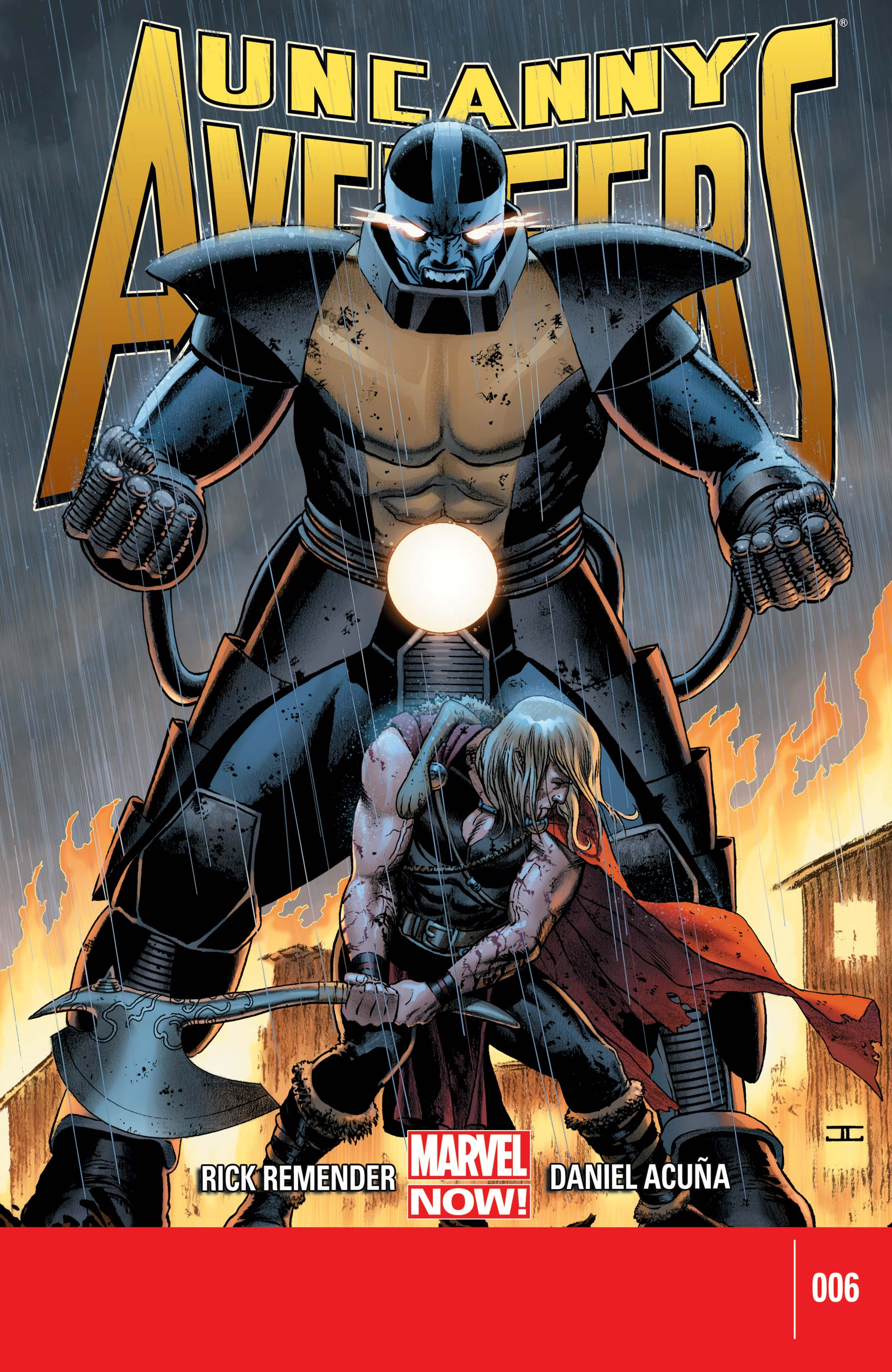 Uncanny Avengers (2012) #6