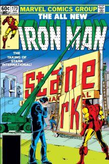 Iron Man (1968) #173