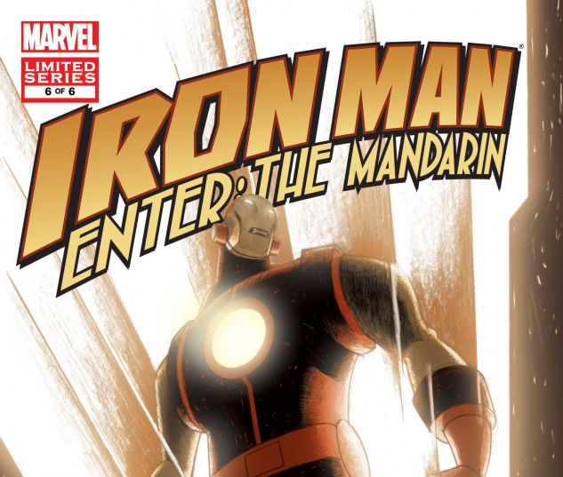 IRON MAN: ENTER THE MANDARIN (2007) #6