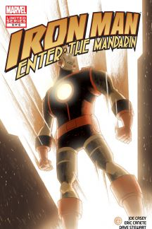 Iron Man: Enter the Mandarin #6