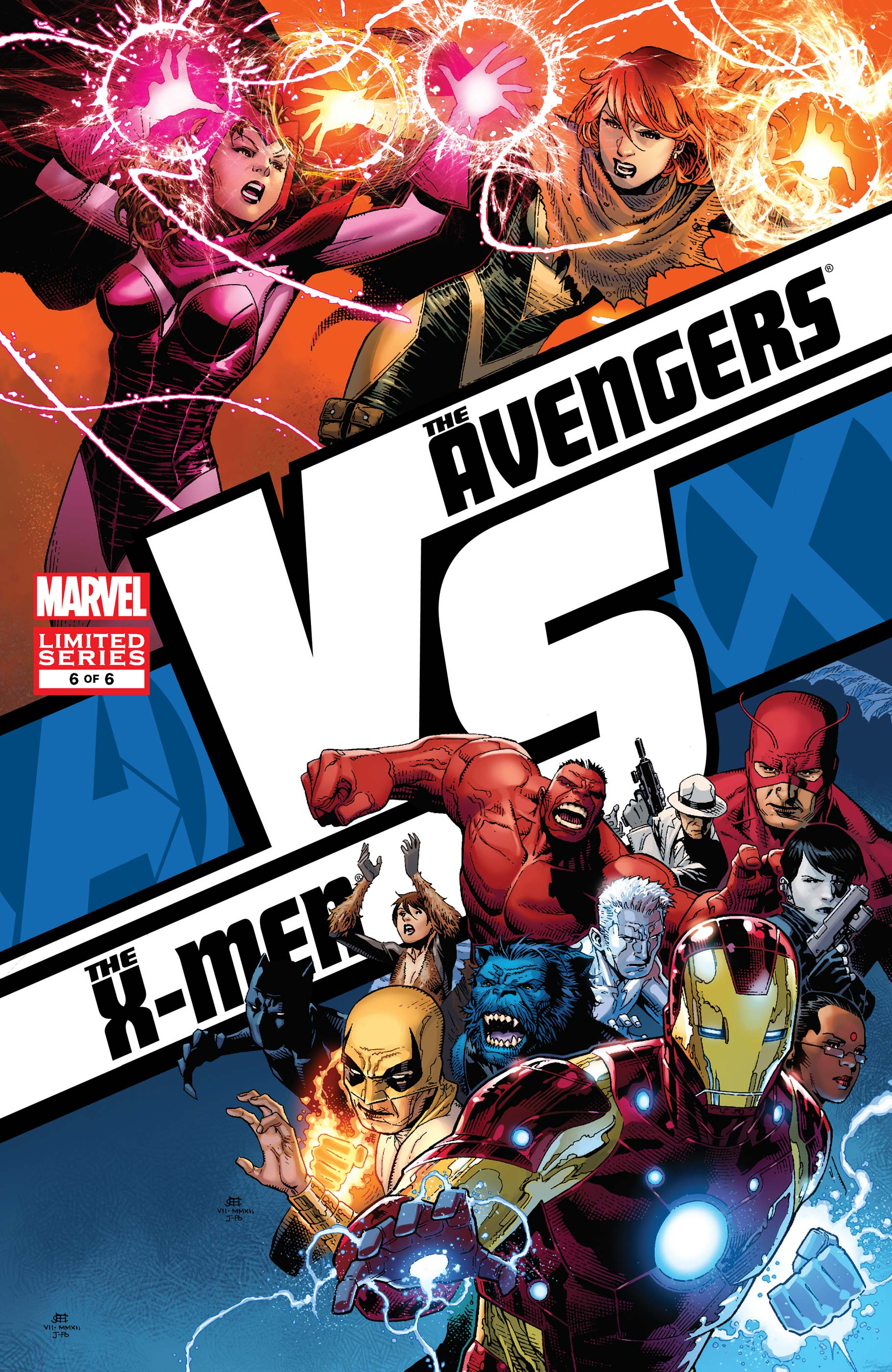 Avengers Vs. X-Men: Versus (2011) #6
