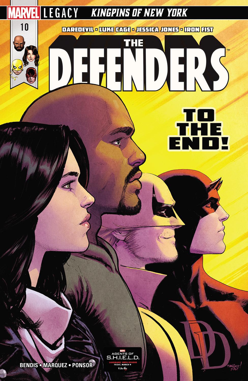 Defenders (2017) #10