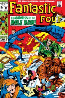 Fantastic Four (1961) #89