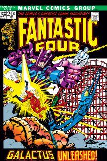 Fantastic Four (1961) #122