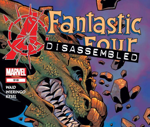 Fantastic Four (1998) #518